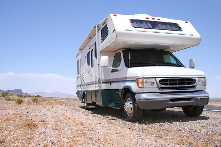 How Much Does a Motorhome Weigh