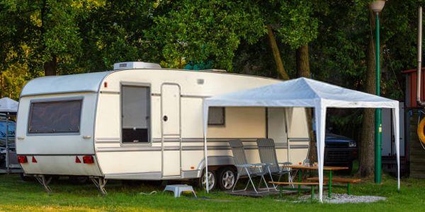 Best Travel Trailers With Kitchen Island And Outdoor Kitchen