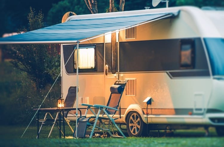 Types of RV Awning Materials