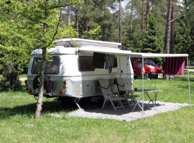 5 Different Types of RV Awnings