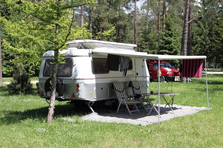 Types of RV Awnings