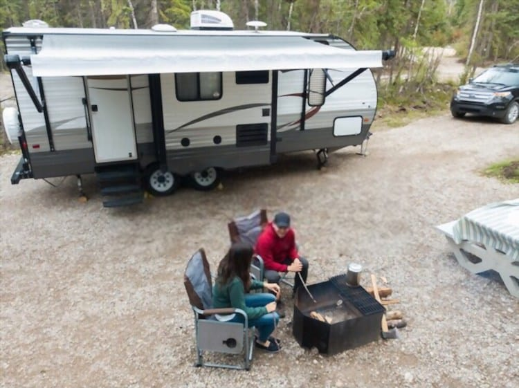 What Impacts The Weight Of A Pop Up Trailer
