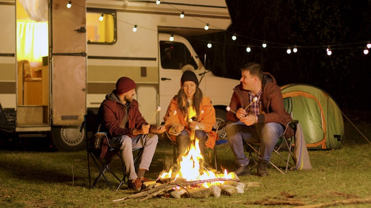 heating an rv without propane
