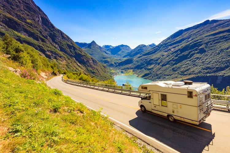 how do I heat an rv without propane