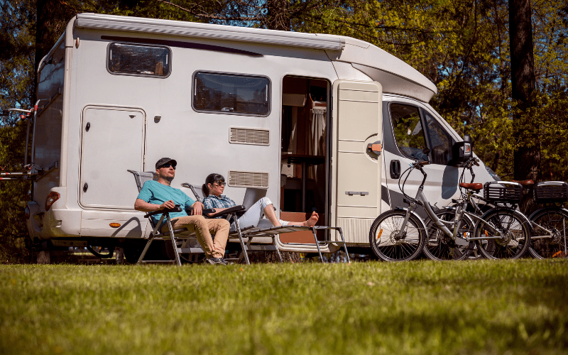 Can I Live in a Motorhome on My Own Land