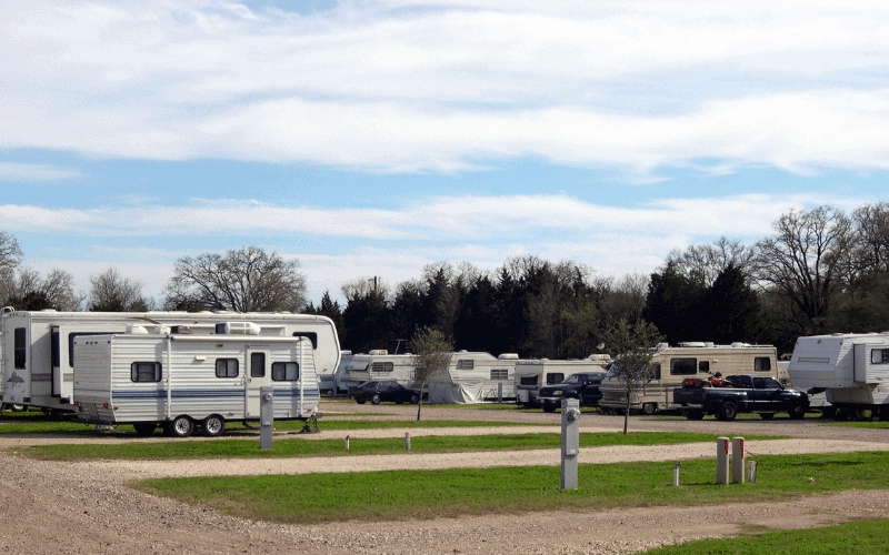 How Many Acres Needed for RV Park