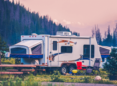 How Much Does a 30 Foot Camper Weigh?