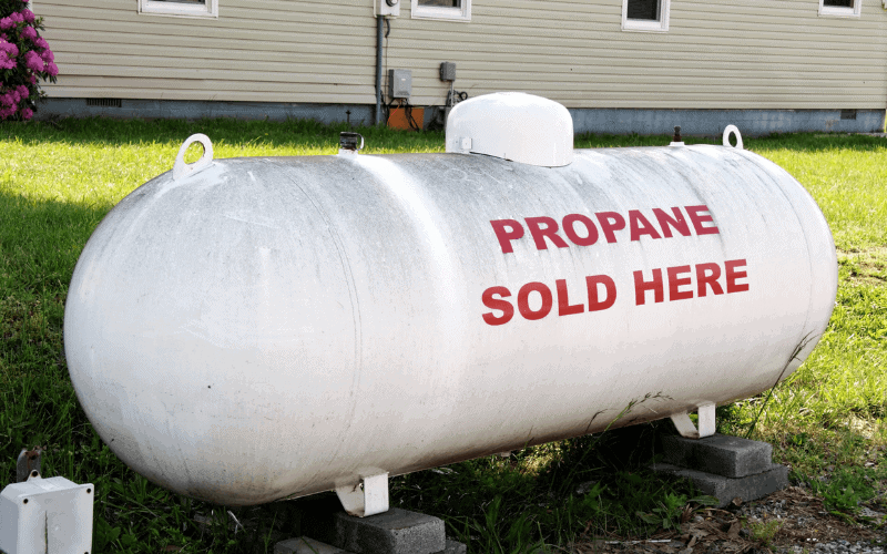 How to Hook up External Propane Tank to RV