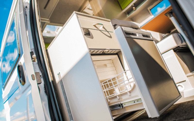 How to Keep RV Fridge Cold While Driving