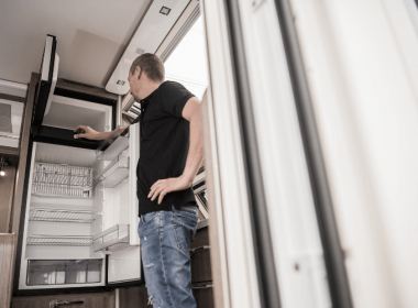Why Is RV Refrigerator Not Cooling But Freezer Is?
