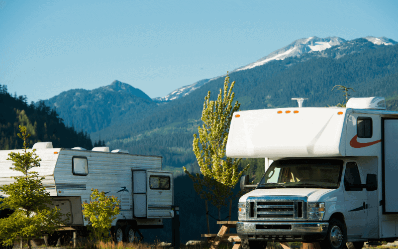 how many acres of land is needed for RV park