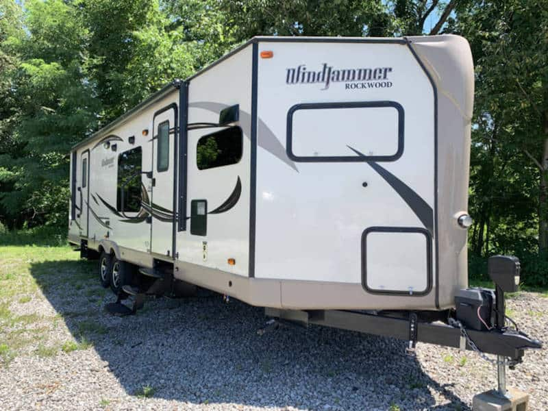 2017 Rockwood Windjammer 3008W