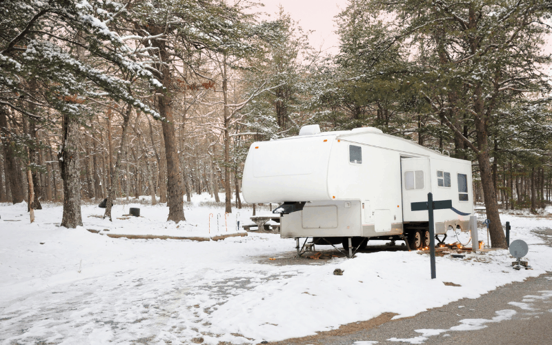 Do You Have To Use Antifreeze To Winterize A Camper