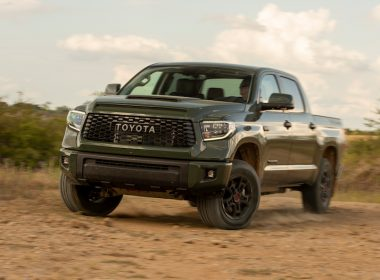 How Much Can A Toyota Tundra Tow?