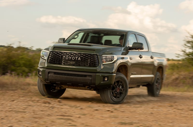 How Much Can A Toyota Tundra Tow