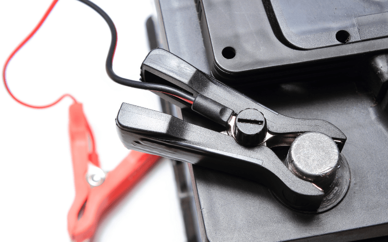 how to charge rv battery faster
