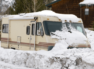 Do You Have To Use Antifreeze To Winterize A Camper?