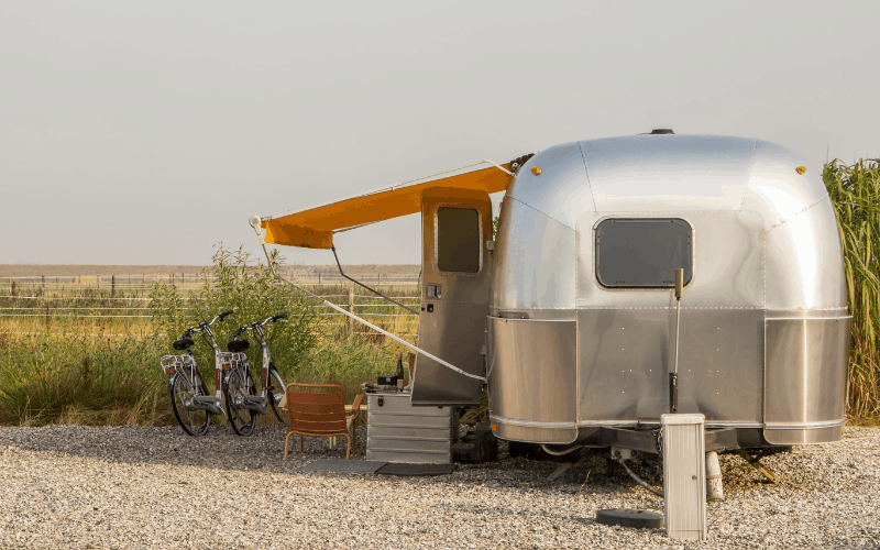 Brief History Of Airstream Trailers