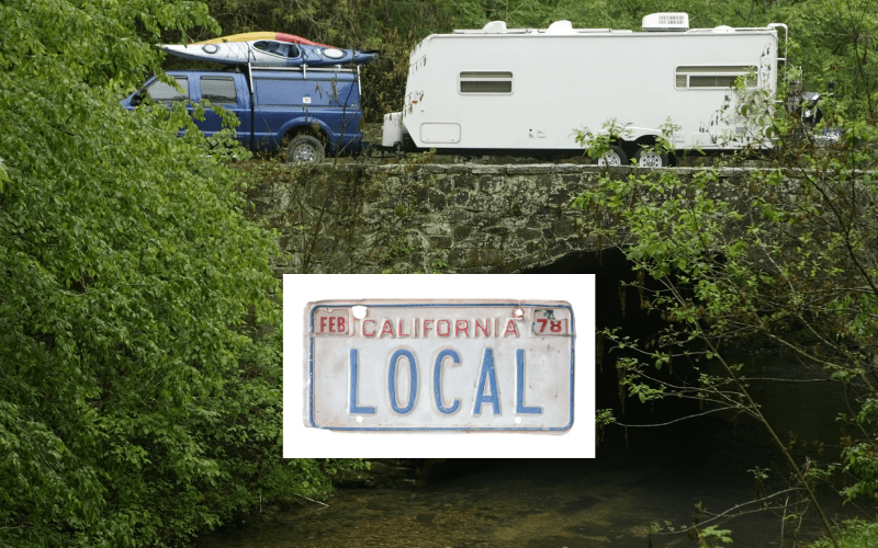 Does My Trailer Need A License Plate