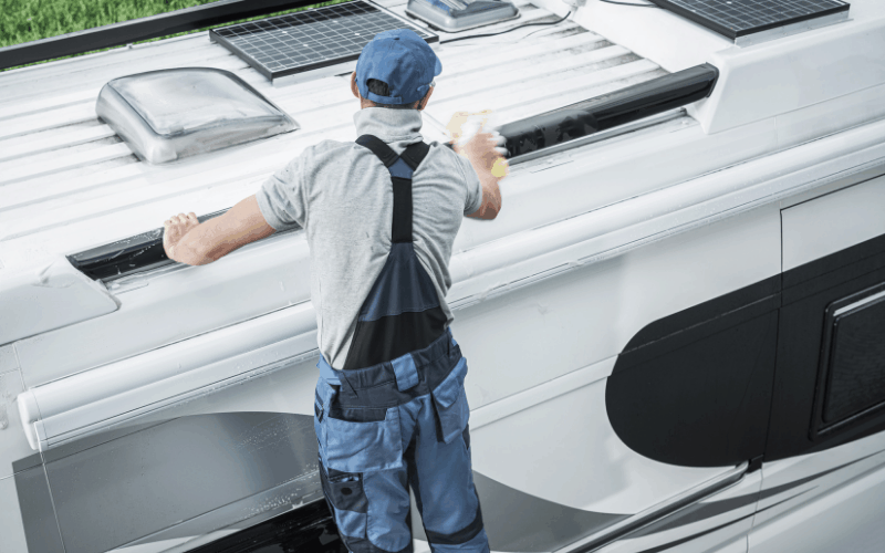 How Often Should You Seal Your RV Roof