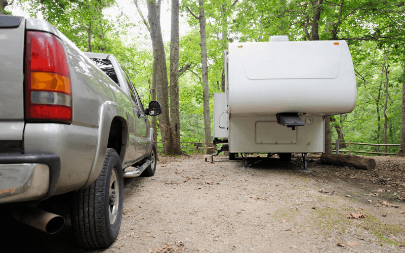 How to Hitch Your Fifth Wheel to a Short Bed Truck