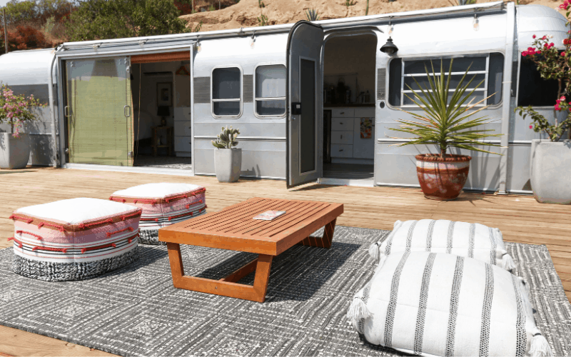 what is the cost of airstream trailer