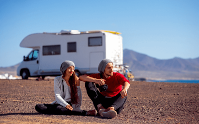Best Travel Trailers For Couples [LUXURY RVs For Couples]