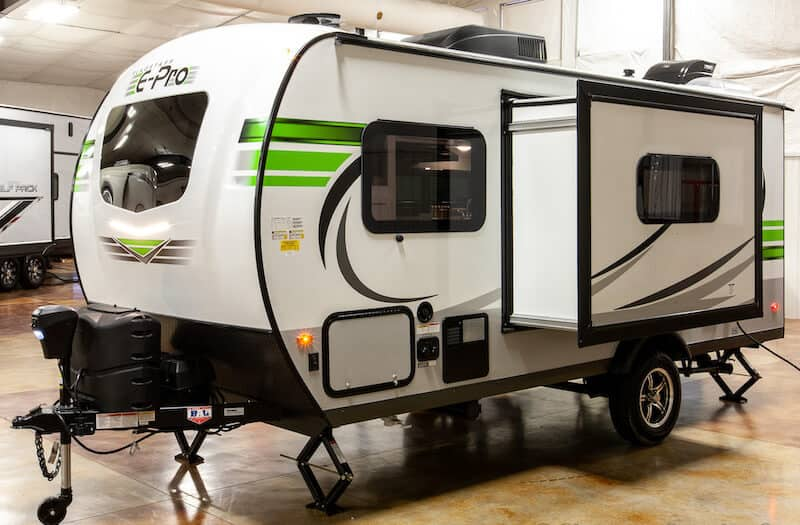 Forest River Flagstaff E-Pro E19FBS travel trailer