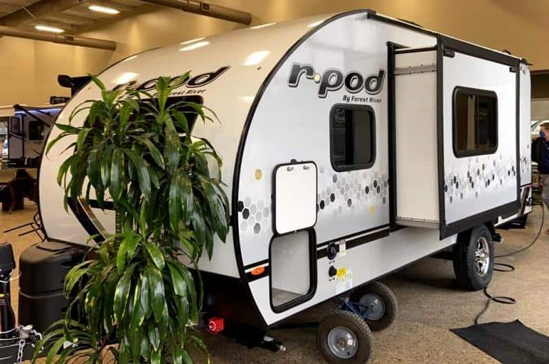 Forest River R-Pod 193
