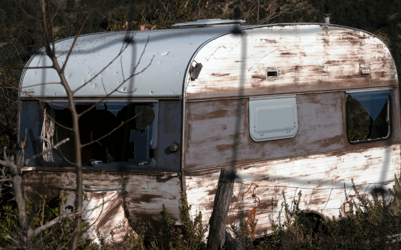How Do I Get Rid Of An Old RV