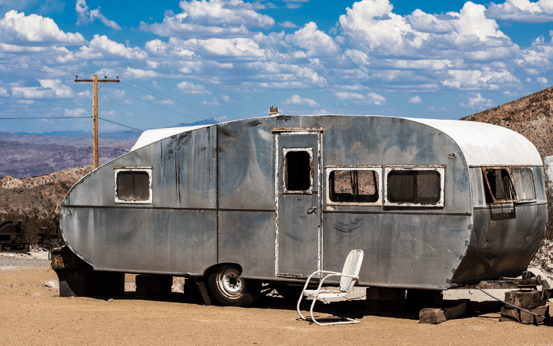 How To Get Musty Smell Out Of An Old Travel Trailer