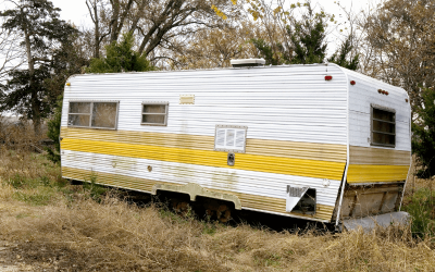 How To Get Rid Of Old Camper Trailer [11 CLEVER IDEAS]
