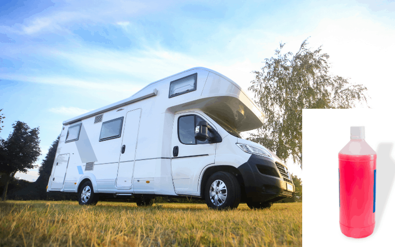 How long is RV antifreeze good for