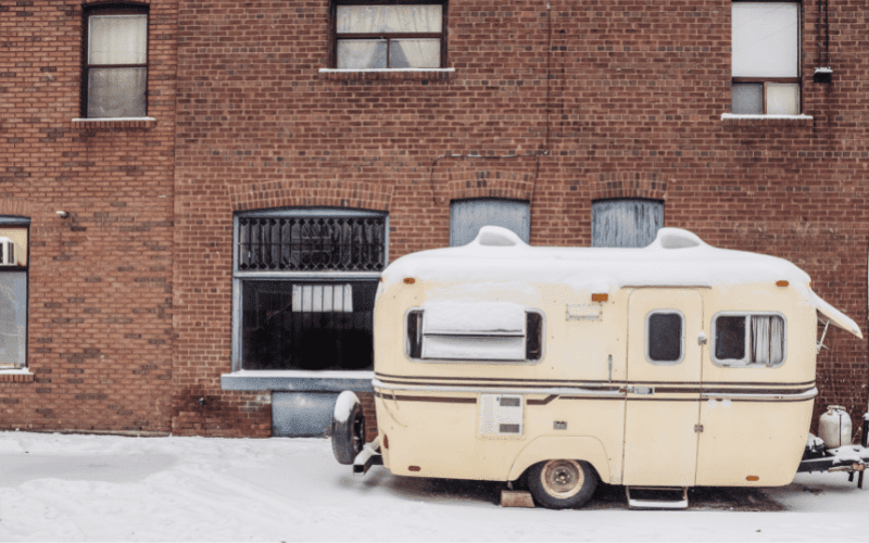 What Factors Influences a Bumper Pull Camper's Weight