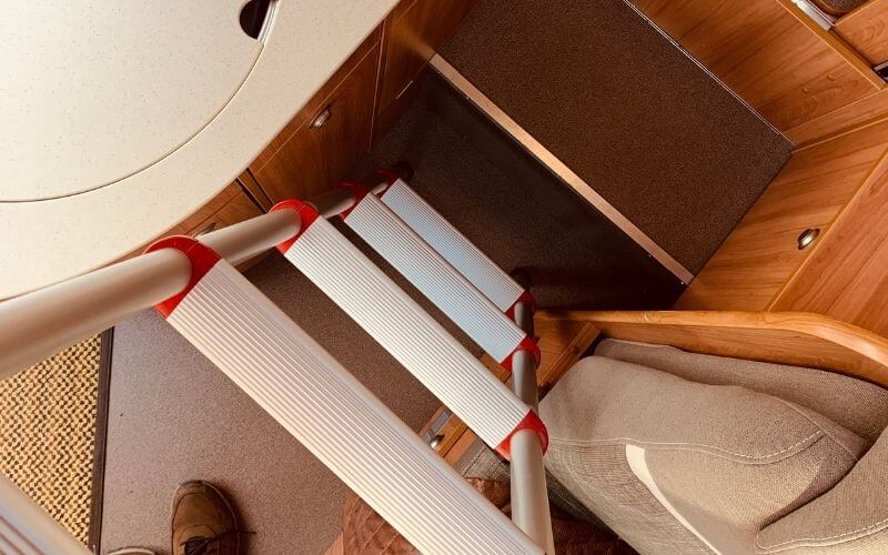 How To Install An RV Ladder